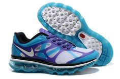 new product 8905e 731fd Buy Nike Air Max 2012 Womens Shoes Breathable Online Blue Purple White from  Reliable Nike Air Max 2012 Womens Shoes Breathable Online Blue Purple White  ...
