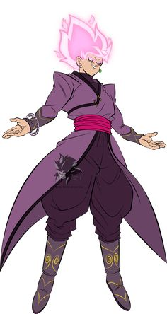 Super Saiyan Rose Goku Black MLL Influenced by on DeviantArt Black Goku, Dragon Z, Dragon Ball Gt, Vegito Y Gogeta, Goku Y Vegeta, Manga Anime, Fan Art, Super Saiyan, Anime Characters