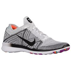 buy popular 59567 68222 2018 Nouveau Nike Free TR 5 Flyknit Chaussure de training Femme Blanc Pure  Platine Hyper Violet 18785100 Store Paris en ligne. Sports Shoes