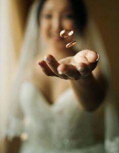 Flu gelin, central yüzük tarzında iç mekan düğün fotoğrafı pozu | Kadınca Fikir - Kadınca Fikir