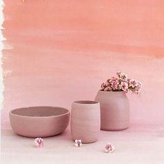 Blush Marble Vase #mooreaseal