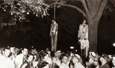 For years the U.S. government allowed racist white lynch mobs to murder Black men, women and children for practically nothing. The lynchings were so absurd