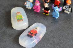 Savon Lego® Disney® de la boutique RangeTesJouets sur Etsy