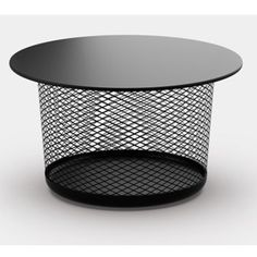André Klauser and Ed Carpenter Mesh Table for Established & Sons