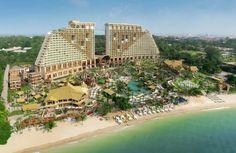 Centara Grand Mirage Beach Resort A 5 Star Hotel 277 Moo 5 Naklua Banglamung Pattaya Chon Buri Thailand Cheapest All Inclusive Resorts, Best Resorts, Hotels And Resorts, Luxury Resorts, Khao Lak Beach, Lamai Beach, Koh Chang, Pattaya Thailand, Beste Hotels