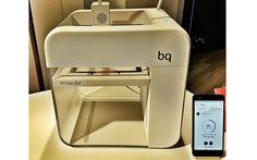 nice Innovación: BQ Witbox Go! Impresora 3D súper compacta para todo público.