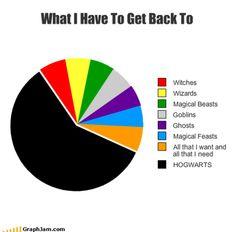 Gotta get back to Hogwarts!