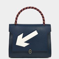One Way Bathurst Satchel