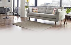 Bree 4 Seater Sofa Bree Plain & Pattern lounge, not the cushions Dfs Sofa, 2 Seater Sofa, Olive Living Rooms, Fabric Sofa, Sofas, Love Seat, New Homes, Lounge, House Design