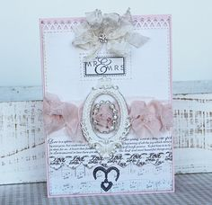 Paperie Sweetness: wedding card
