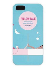 Pillow Talk als iPhone 4 Hülle von Fräulein Fisher | JUNIQE
