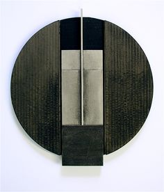 "RAMÓN URBÁN, 47 ""ARQUITECTURAS PARA EL ESPÍRITU I"", Técnica mixta sobre tabla/cartón, 41'5x38 cm. 2013."