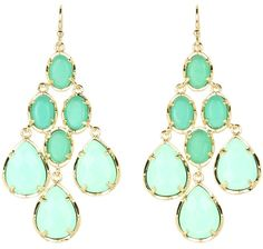 Neiman Marcus Jewelry KENDRA SCOTT  | Kendra Scott Dillon Earrings, Blue Sold Out thestylecure.com