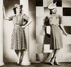 1940s-fashion-Winter-styles-for-January-1941