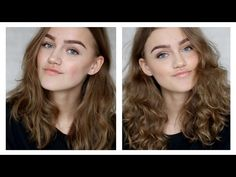 2 konfirmation-looks | Astrid Olsen - YouTube Olsen, Beauty Makeup, Eye Makeup, I Win, Mascara, Youtube, Makeup Looks, Make Up, Cry