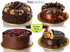 #Birthdays are nature's way of telling us to #eat more #Cake Order Now:- http://www.punecakeshop.com/