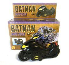 Batman: The Movie – Batcycle  Toy Biz  Batman, Batman: The Dark Knight Collection www.detoyboys.nl