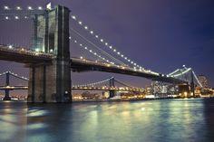 Brooklyn Bridge, New York ------------------------------------ 10 Breathtaking Bridges Around The World
