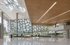 perkins+will architects / natural history museum, shanghai