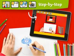 3 iPad Apps for Kids to Design Creative Animations ~ Educational Technology and Mobile Learning