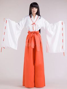 Quality InuYasha Cosplay - Milanoo.com #cosplay #costume #milanoo #inuyasha #cheap #anime #cos