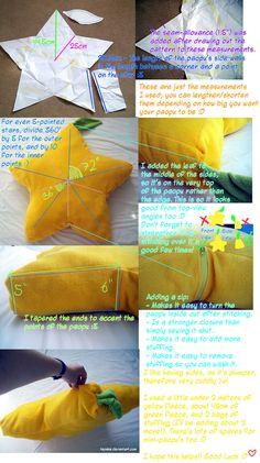 Giant Paopu Fruit - How To by Tepshie.deviantart.com