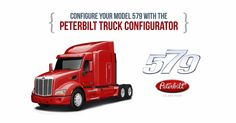 Configure your Peterbilt truck to the specs for any job.