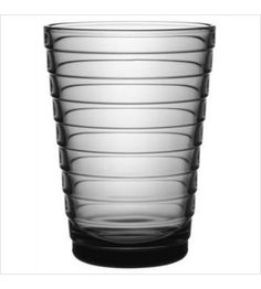 Iittala - Aino Aalto Collection Tumbler Large Grey Set of 2
