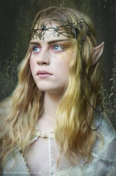 Lunaesque Creative Photography - The Time Of The Elves