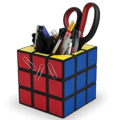Much easier than a regular rubik's cube and more useful!