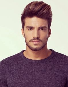 Hairstyles For Men - Mariano Di Vaio More amazing and unique hairstyles at: www.unique-hairstyle.com