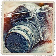 Photography Portfolio, Camera Photography, Creative Photography, Landscape Photography, Art Photography, Nikon F2, Camera Nikon, Old Cameras, Vintage Cameras