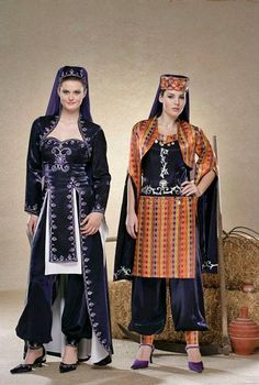 Türk kıyafetleri