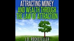 Attracting Money and Wealth Through the Law of Attraction - Audiobook