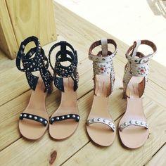 Fashion Cognoscente: Designer Spotlight: Isabel Marant Carol Studded Leather Sandals