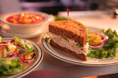 #NORMS #Soup, #Salad and #Half_Sandwich! #Lunch #Los_Angeles #Orange_County normsrestaurants.com
