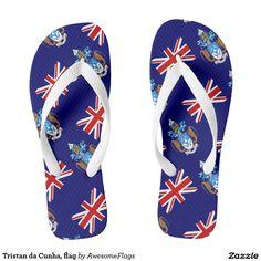 Flip Fl England and Us Flag Unisex Trendy Print ippers Beach Sanl