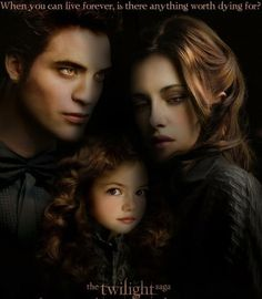 Twilight Breaking Dawn Part Two.