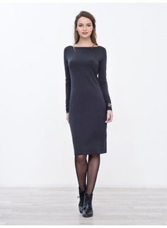 Miss Green - Sustainable Dress from Woven Tencel