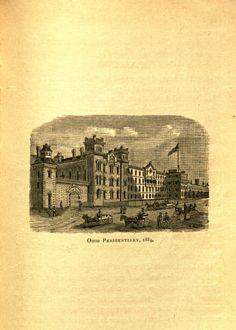 Historical Reminiscences of the Ohio Penitentiary :: Columbus Memory