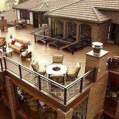 cool Mega Decks... by http://www.danaz-home-decor-ideas.xyz/country-homes-decor/mega-decks/