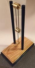 Double Pendulum - Kinetic Art - Desk Toy