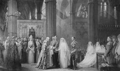 The Marriage of Princess Mary, 28th February 1922 | Royal Collection Trust