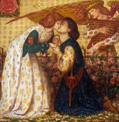 Roman de la rose - Rossetti
