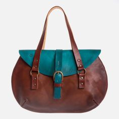 I WANT IT! NOW  RedOker - Vessel Tote - Turquoise