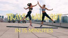 15 Minute Travel Workout (Feat. Whirlwind Travellers) Major Muscles, Travel Workout, Fitness Design, Muscle Groups, Basketball Court