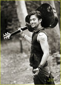 Jackson Rathbone. When he has that southern accent in Eclipse......the only reason I watch :)