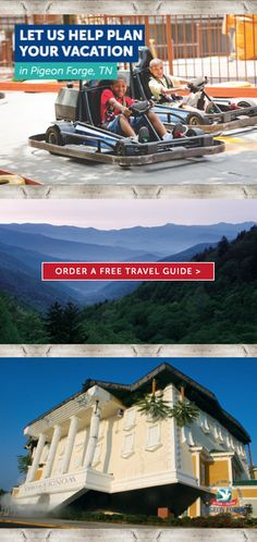 You're one step closer to a #PigeonForge vacation when you register for a free travel guide.