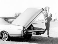 Mercury LeGrand Marquis, 1968