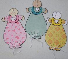 Pam's Paper Piecings: Baby